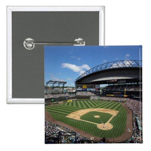 WA, Seattle, campo de Safeco, béisbol de los marin Pins