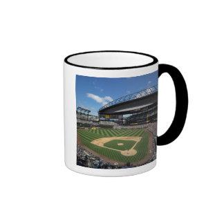 WA, Seattle, campo de Safeco, béisbol de los marin Tazas De Café