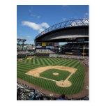 WA, Seattle, campo de Safeco, béisbol de los Tarjetas Postales