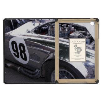 WA, Seattle, classic American automobile. 2 iPad Mini Retina Case