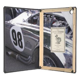 WA, Seattle, classic American automobile. 2 iPad Air Covers