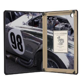 WA, Seattle, classic American automobile. 2 iPad Mini Retina Covers