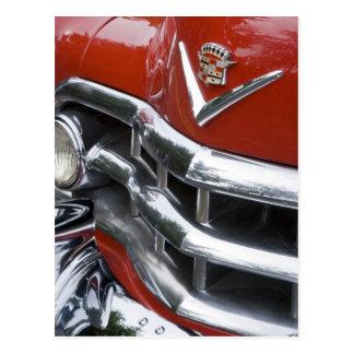 WA, Seattle, classic American automobile. 4 Postcards