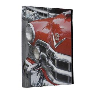 WA, Seattle, classic American automobile. iPad Folio Cases
