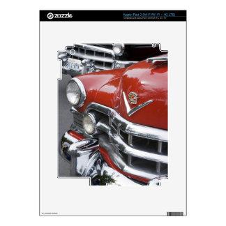 WA, Seattle, classic American automobile. Decal For iPad 3