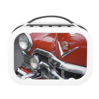 WA, Seattle, classic American automobile. Lunch Box