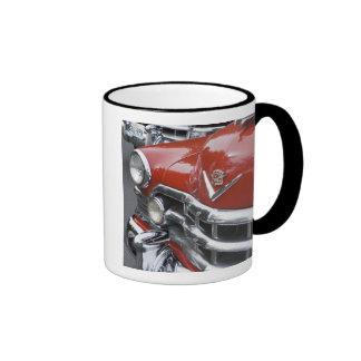 WA, Seattle, classic American automobile. Coffee Mugs
