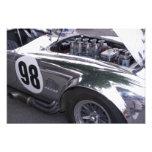 WA, Seattle, classic American automobile. Photo Print
