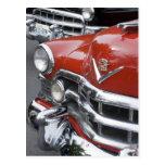 WA, Seattle, classic American automobile. Postcard