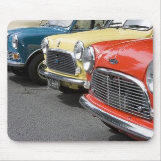 WA, Seattle, classic British automobile. Mouse Pad