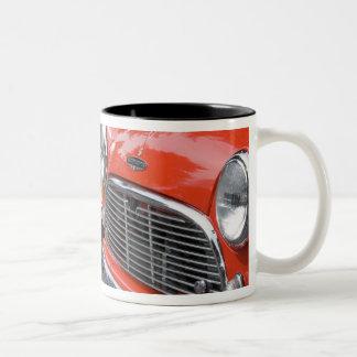 WA, Seattle, classic British automobile. Coffee Mugs