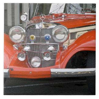 WA, Seattle, classic German automobile. 2 Ceramic Tile