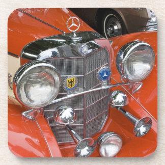 WA, Seattle, classic German automobile. Beverage Coaster
