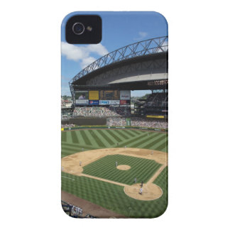 WA, Seattle, Safeco Field, Mariners baseball iPhone 4 Cover