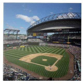 WA, Seattle, Safeco Field, Mariners baseball Ceramic Tile