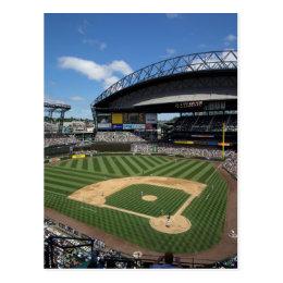 WA, Seattle, Safeco Field, Mariners baseball Postcard