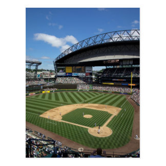 WA, Seattle, Safeco Field, Mariners baseball Postcard