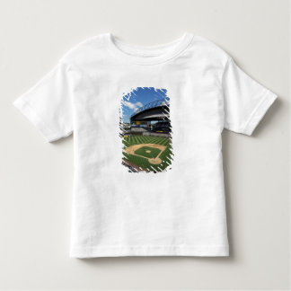 WA, Seattle, Safeco Field, Mariners baseball Toddler T-shirt