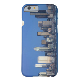 WA, Seattle, Seattle skyline and Elliott Bay 2 Barely There iPhone 6 Case