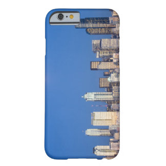 WA, Seattle, Seattle skyline and Elliott Bay 3 Barely There iPhone 6 Case