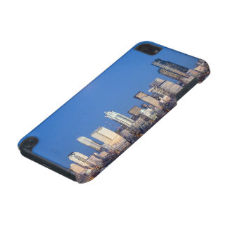 WA, Seattle, Seattle skyline and Elliott Bay 3 iPod Touch (5th Generation) Cover