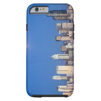 WA, Seattle, Seattle skyline and Elliott Bay 3 Tough iPhone 6 Case