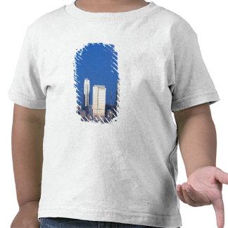 WA, Seattle, Seattle skyline and Elliott Bay 4 Shirt