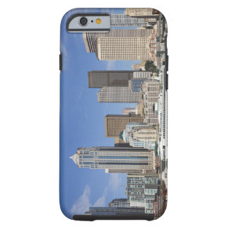 WA, Seattle, Seattle skyline with ferry boat Tough iPhone 6 Case