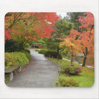 WA, Seattle, Washington Park Arboretum, 2 Mouse Pad