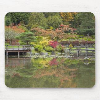 WA, Seattle, Washington Park Arboretum, 3 Mouse Pad
