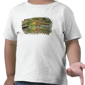 WA, Seattle, Washington Park Arboretum, 3 Shirts