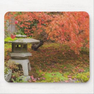 WA, Seattle, Washington Park Arboretum, Japanese 2 Mouse Pad
