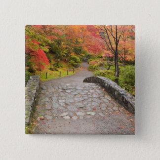 WA, Seattle, Washington Park Arboretum, Pinback Button
