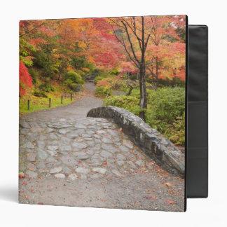 WA, Seattle, Washington Park Arboretum, Vinyl Binders