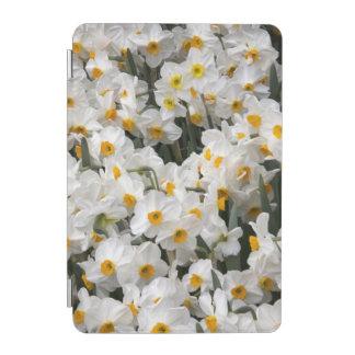 WA, Skagit Valley, Daffodil pattern iPad Mini Cover