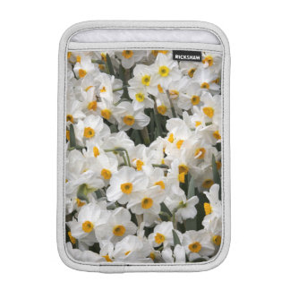 WA, Skagit Valley, Daffodil pattern Sleeve For iPad Mini