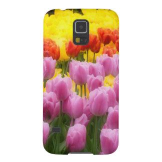 WA, Skagit Valley, Roozengaarde Tulip Garden, 2 Galaxy S5 Case