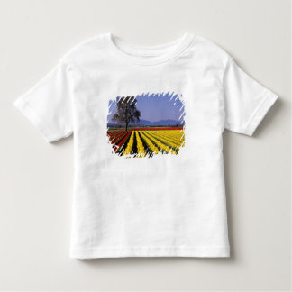 WA, Skagit Valley, Skagit Valley Tulip 2 Toddler T-shirt