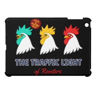 < wa taking signal (for hyperchromic >The traffic iPad Mini Cover