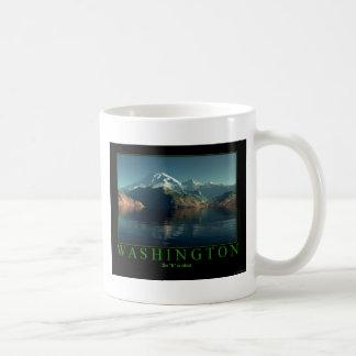 WA the R is silent Coffee Mug