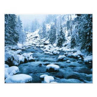 WA, Wenatchee National Forest, Cascade Photographic Print