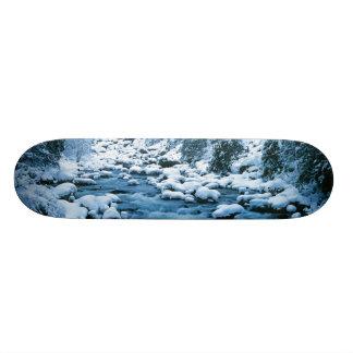 WA, Wenatchee National Forest, Cascade Skateboard Deck