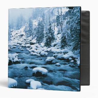 WA, Wenatchee National Forest, Cascade Vinyl Binder