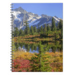 WA, zona de recreo de los prados del brezo, Mt. 2 Cuaderno