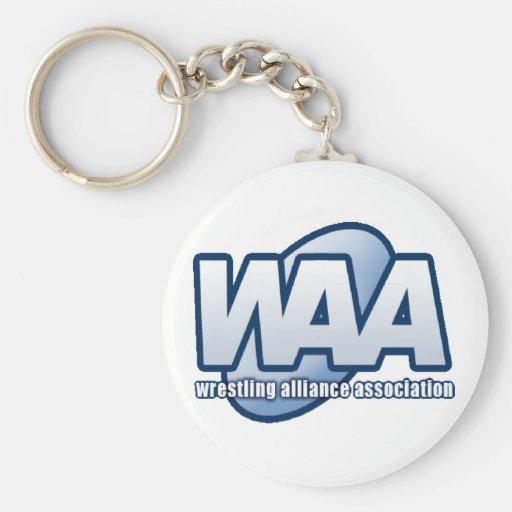 WAA Keychain