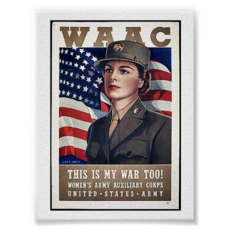 Waac Print