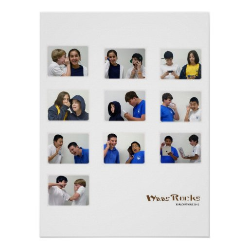 WAAS 6-7th Grade 18x24 Rockwell Poster