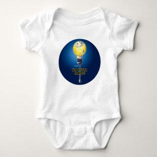 Waat I think Matters Baby Bodysuit