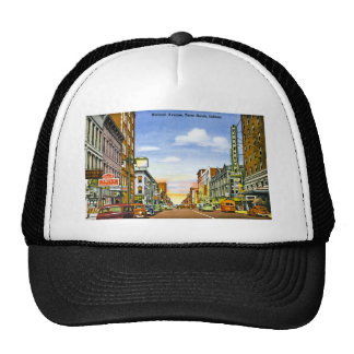 Wabash Ave., Terre Haute, Indiana Trucker Hat