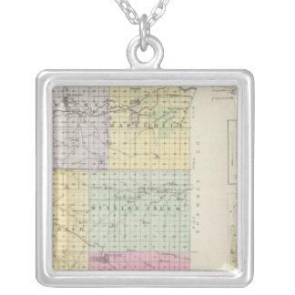Wabaunsee County Kansas Custom Necklace